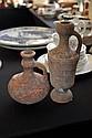 Antiquette Terracotta pots / drinking vessels.