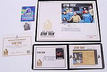 STAR TREK; A collection o