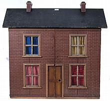 VICTORIAN DOLLS HOUSE; A