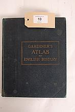 Gardiners Atlas of English History Samuel Rawson