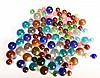 50+ Antique Glass Marbles