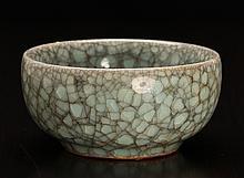 Chinese Ge Kiln Porcelain Bowl