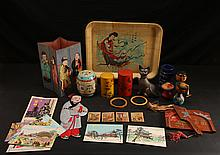 Large Grouping of Asian Collectibles
