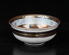 Japanese Meiji Porcelain Salt Dip