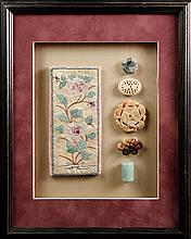 Chinese Shadowbox of Antiques