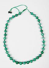 Chinese Hardstone Necklace