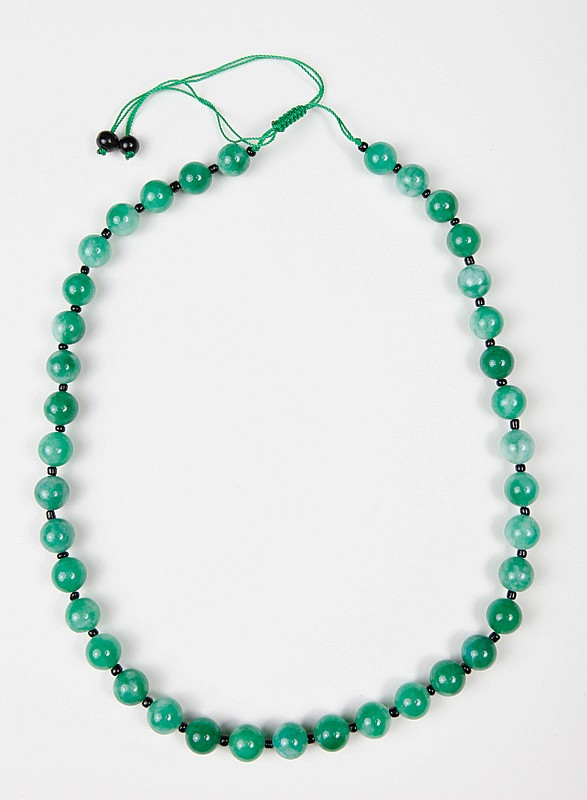 Chinese Hardstone Necklace