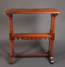 Antique Empire Side Table