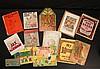 Grouping of Antique & Linen Children's Books