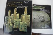 2 Books on the Sackler Chinese Collection