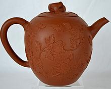 Good Chinese 18th C. Yixing Teapot