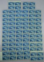 80 Stamps: US & China 1937-1942 Commemorative