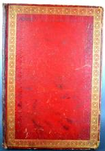 1807 Folio Gilt Red Morocco Volume with Engravings