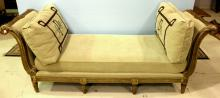 Painted French Louis XV Daybed