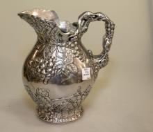 Arthur Court Pewter Pitcher