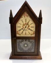 19th Century Steeple Clock