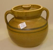 Jerry Brown Butter Jar