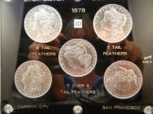 $1 START - NO RESERVE COIN AUCTION
