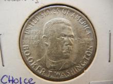 1951 Booker T. Washington Half Dollar.  Choice Brilliant Uncirculated.