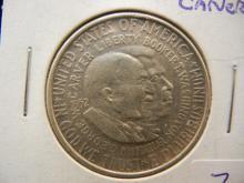1952 Washington Carver Commemorative Half Dollar.  Uncirculated.