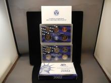 2002-S US Proof Set.  In government package.