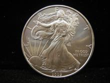 2009 American Silver Eagle