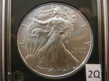 2011 American Silver Eagle MS70