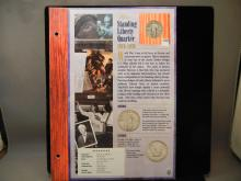 1929 Standing Liberty Quarter by US Comm Gallery with COA