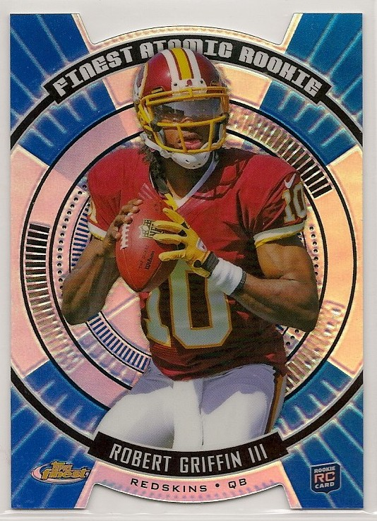 2012 Finest Robert Griffin III FAR-RG