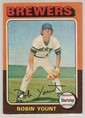 1975 Topps Robin Yount RC