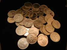 Lot of Canadian Quarters  No Silver