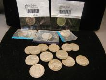 18 Jefferson Nickels
