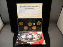 2002 Gold Edition State Quarter Collection