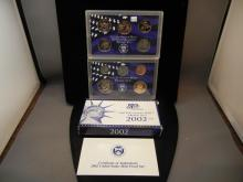 2002 Proof Set with State Quarters