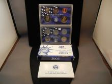2003 Proof Set with State Quarters