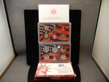2003 S Silver Proof Set with State Quarters
