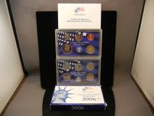 2006 Proof Set with State Quarters
