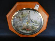 Thomas Kincaid Clock