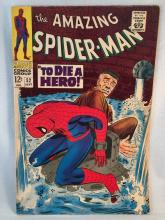 Amazing Spiderman #52 - 1st Appearance of Joe Robertson, 3rd Appearance of The Kingpin