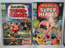 Marvel Super-Heroes #22, 25