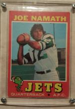 1971 Topps Football #250 Joe Namath