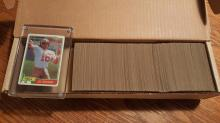 1981 Topps Football Complete Set