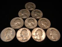 10-Bi-Centenial Washington Quarters , Clad