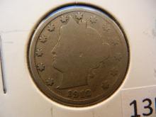 1912-D  Liberty Half Dollar