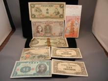 8 - Foreign Notes - Japanese Currency