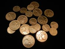 Lot of Canadian Coins - No Silver
