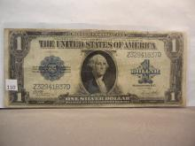 1923 Large one dollar Silver Certificate