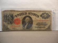 1917 Large One Dollar US Note