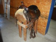 Horse Tack - Lawn & Garden Tools - Furniture