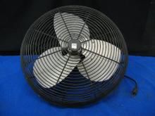 Wall Mount Barn Fan Pick up Only No Shipping
